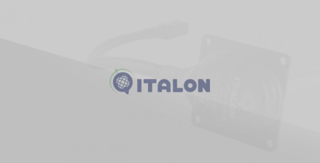 Выход ДУТ ITALON во взрывозащитном исполнении